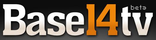 Base14tv (beta) Logo