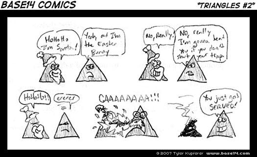 Triangles #2